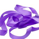 Mauve Satin Ribbon